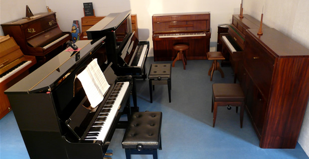 Location de pianos droits